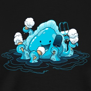 Ice Cream Kraken - Men's Premium T-Shirt