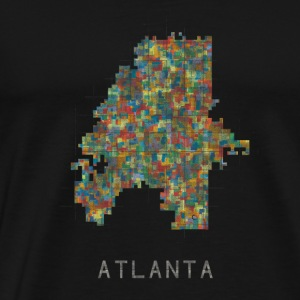 atlanta - Men's Premium T-Shirt