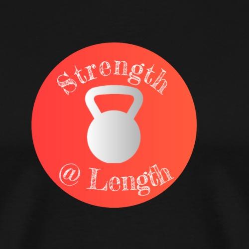 Strength @ Length - Men's Premium T-Shirt