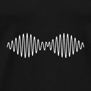 artic lines - Men's Premium T-Shirt