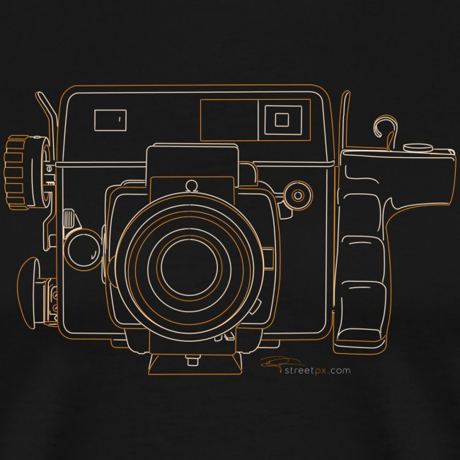 Camera Sketches - Koni Omega Rapid M