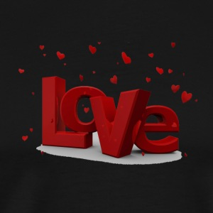 valentine day - Men's Premium T-Shirt