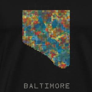 baltimore - Men's Premium T-Shirt