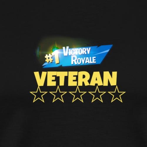 Fort_nite Veteran - Men's Premium T-Shirt
