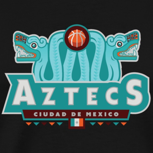 Mexico City Aztecs - Men's Premium T-Shirt