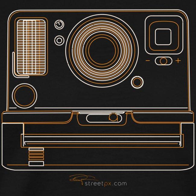 Camera Sketches - Polaroid OneStep2