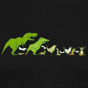 It Took 65 Million Years to Eat You - Men's Premium T-Shirt