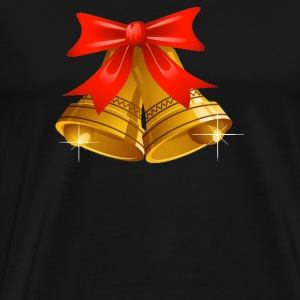 Christmas Bells - Men's Premium T-Shirt