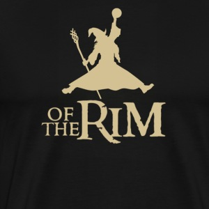 Of the rim - Men's Premium T-Shirt