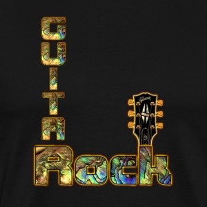 Guitar Rock - Men's Premium T-Shirt