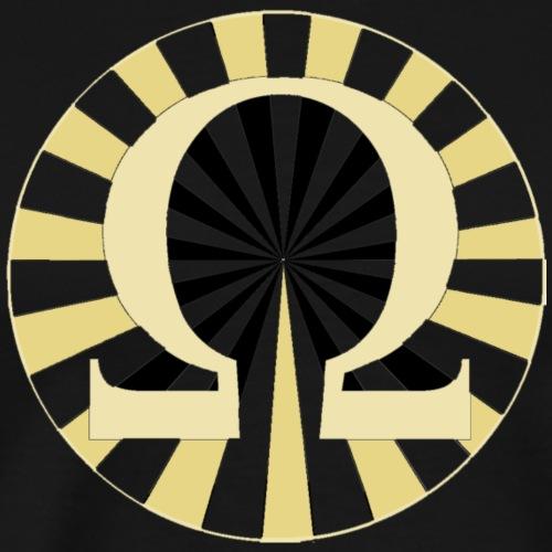 Omega Starburst - Men's Premium T-Shirt