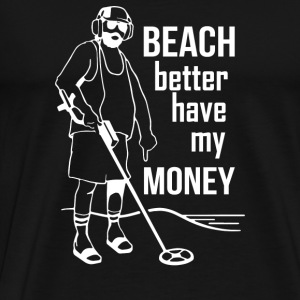 Beach Money - Men's Premium T-Shirt