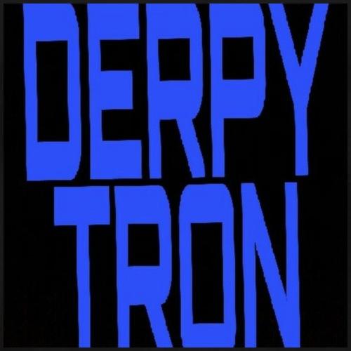 Derpy Tron - Men's Premium T-Shirt