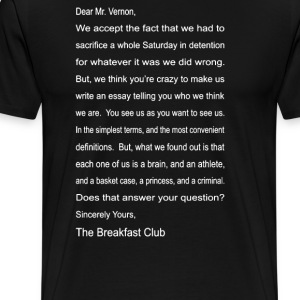 The Breakfast - Men's Premium T-Shirt