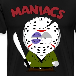 South Park Maniacs Voorhees - Men's Premium T-Shirt