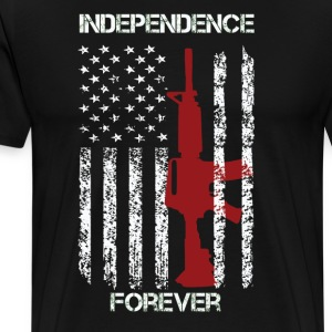 Independence Forever - Men's Premium T-Shirt