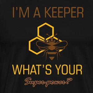 Bee Keeper tshirts - Men's Premium T-Shirt