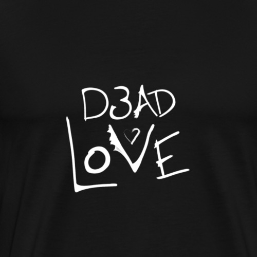 D3AD LOVE CLOTHING COLLECTION - Men's Premium T-Shirt