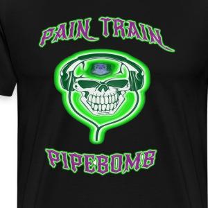 Pipebomb Show logo - Men's Premium T-Shirt