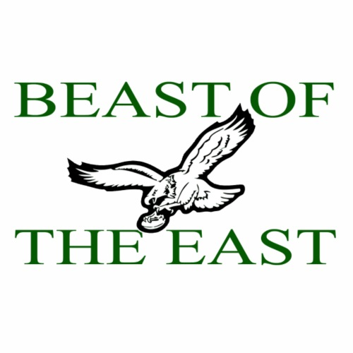 Beast of east - Men's Premium T-Shirt
