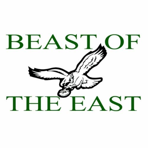 Beast of east - Men's Premium T-Shirt