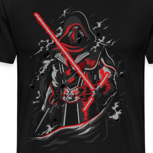 Assassin's creed star wars remake - Men's Premium T-Shirt