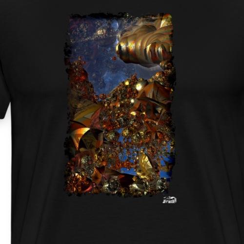 Muta v9, Partical - Men's Premium T-Shirt