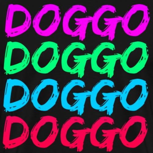 That 70's Doggo - Men's Premium T-Shirt