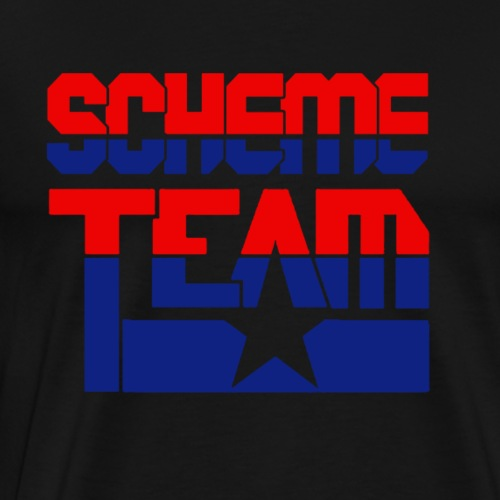 SCHEME TEAM COLLECTIVE - Men's Premium T-Shirt