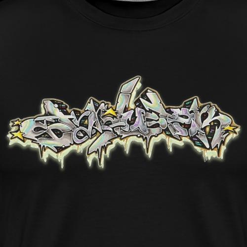 StarDuster tour art - Men's Premium T-Shirt