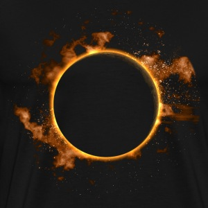 Total Solar Eclipse August 21 2017 - Men's Premium T-Shirt