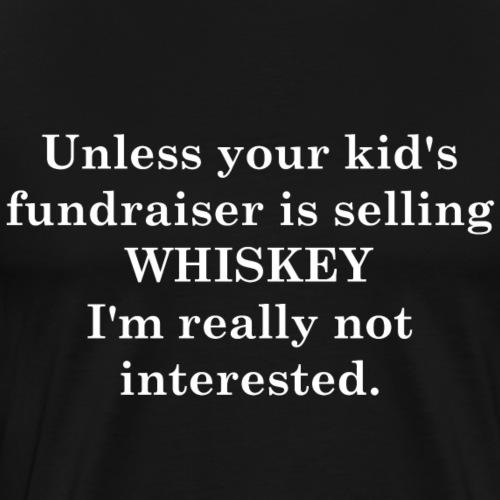 Whiskey - Men's Premium T-Shirt