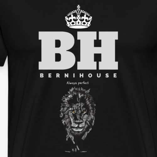 THE RISE OF THE LION  BERNIHOUSE Always perfect - Men's Premium T-Shirt