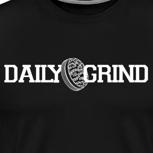 Daily Grind - Men's Premium T-Shirt