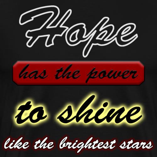 The Power of Hope - Men's Premium T-Shirt