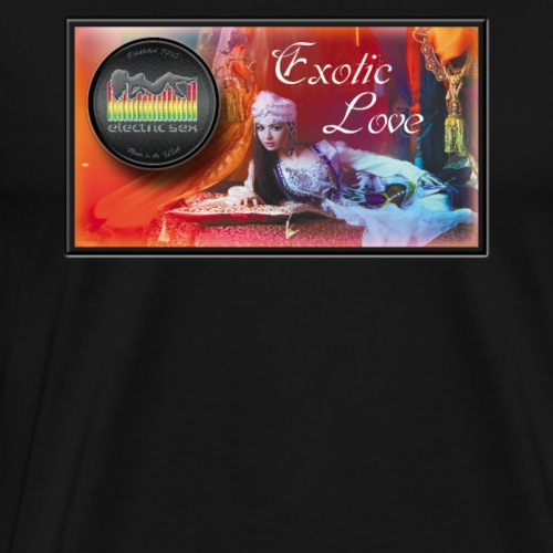 Exotic Love [Apparel] - Men's Premium T-Shirt