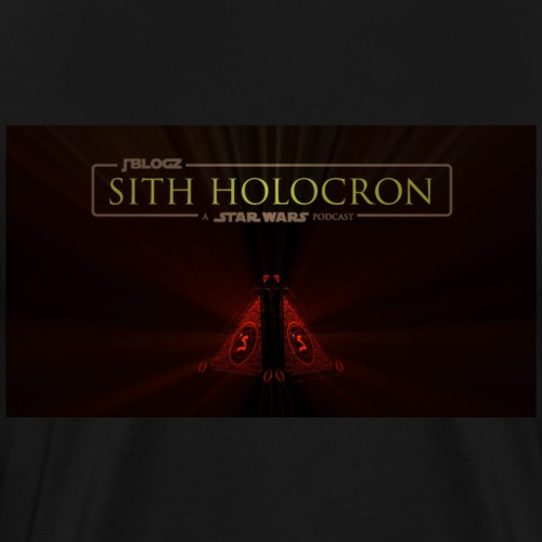 Sith Holocron Podcast Tshirt - Men's Premium T-Shirt