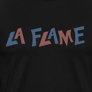 Travi$ Scott La Flame - Men's Premium T-Shirt