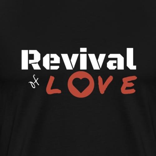 Revival of Love - Men's Premium T-Shirt