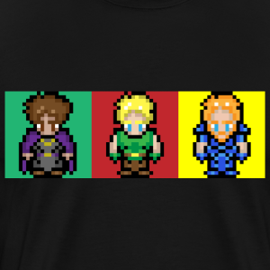 The Holy Trinity - Men's Premium T-Shirt