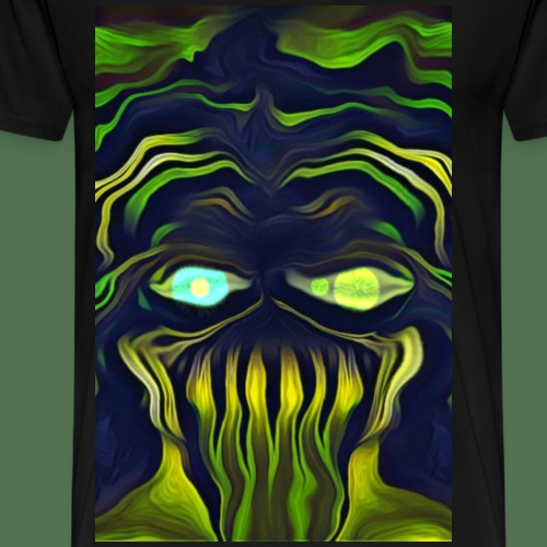 Cthulu - Men's Premium T-Shirt