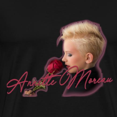 Annette Moreau - Men's Premium T-Shirt