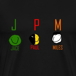 JPM merch logo 1 - Men's Premium T-Shirt