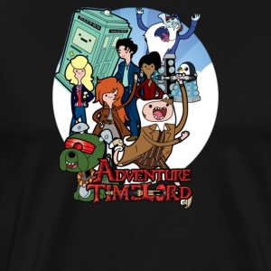 Adventure Time-Lord Generation 10 - Men's Premium T-Shirt
