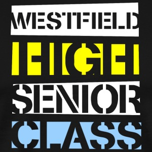 WESTFIELD HIGH SENIOR CLASS - Men's Premium T-Shirt