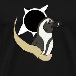 African Penguin - Men's Premium T-Shirt