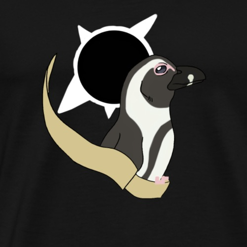 African Penguin - Men's Premium T-Shirt