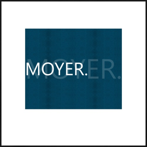 MOYER. - Echo - Men's Premium T-Shirt