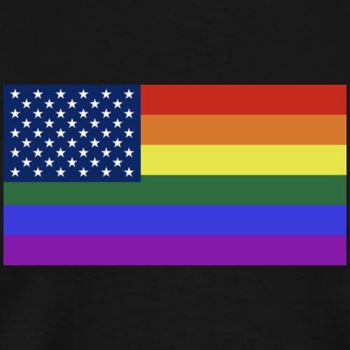 USA Pride - Men's Premium T-Shirt