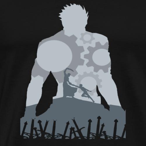 Emiya - inner conflict - Men's Premium T-Shirt